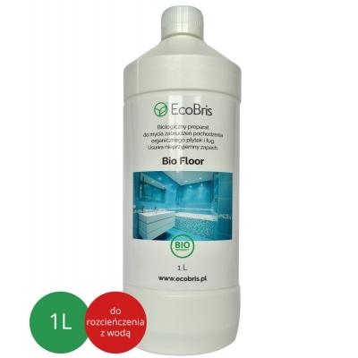 Bio Floor - biologiczny preparat likwidujący zapach moczu w łazienkach