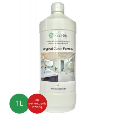 Original Clean Formula - uniwersalny preparat myjący