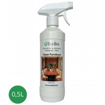 Clean Furniture - mleczko do czyszczenia mebli