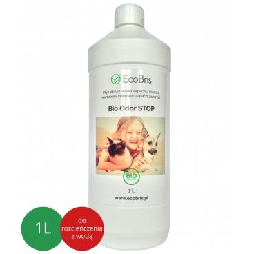 Bio Odor Stop - neutralizator zapachu moczu zwierząt