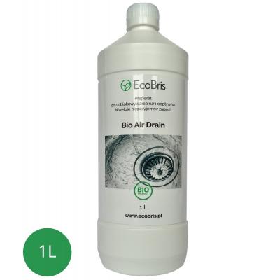 Bio Air Drain - biologiczny płyn do odblokowywania rur i odpływów
