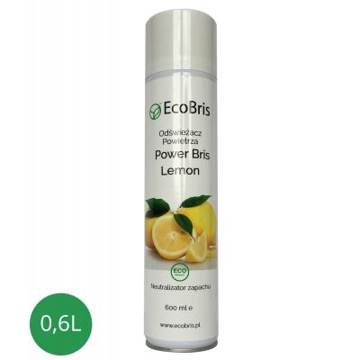Power Bris Lemon - neutralizator zapachów